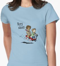 Roy and Moss Women's Fitted T-Shirt