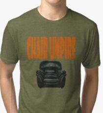 chair umpire - tennis Tri-blend T-Shirt
