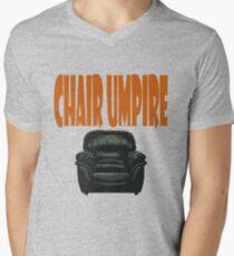 chair umpire - tennis Mens V-Neck T-Shirt