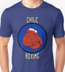 Chile Boxing Unisex T-Shirt