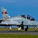 BAe 127 Hawk, A27-22, 76 Squadron, RAAF Williamtown by Tim Pruyn