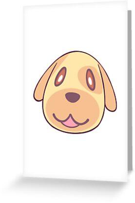 """Kawaii Goldie | Animal Crossing Aesthetic | New Horizons ..."