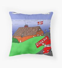 News Options Binaires en BD Logement Danemark Throw Pillow