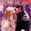 Captain Swan Camelot Watercolor Design 1 by Marianne Paluso
