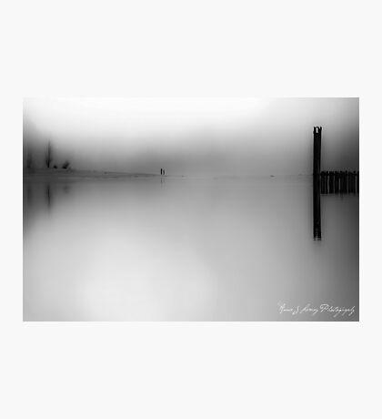Kilby en Noir Photographic Print