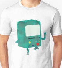 Watercolour Adventure Time BMO T-Shirt