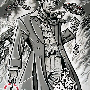 Time War Eighth Doctor by rainesz