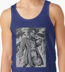 Time War Eighth Doctor Tank Top