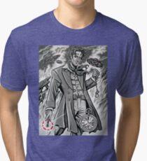 Time War Eighth Doctor Tri-blend T-Shirt