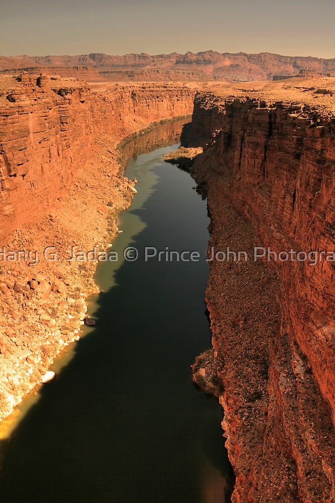 Marble Canyon - 3 - The Final Portrait ©  by © Hany G. Jadaa © Prince John Photography