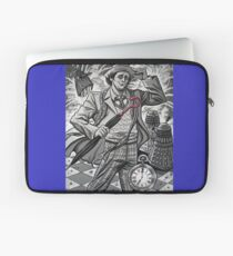 The Seventh Doctor Laptop Sleeve