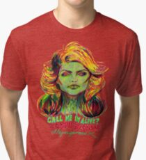 Zombie Blondie Tri-blend T-Shirt