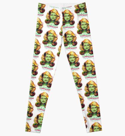 Zombie Blondie Leggings