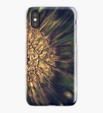 GOLDEN TOUCH iPhone Case/Skin