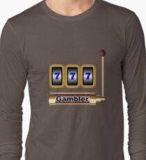 gambler Long Sleeve T-Shirt