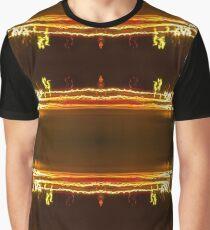 Pillars Of Light And battling sorcerers Graphic T-Shirt