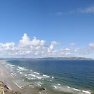 Downhill Beach by Smaxi