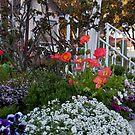 Solvang California by Renee D. Miranda