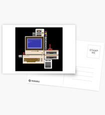 Hail the Commodore 64 Postcards