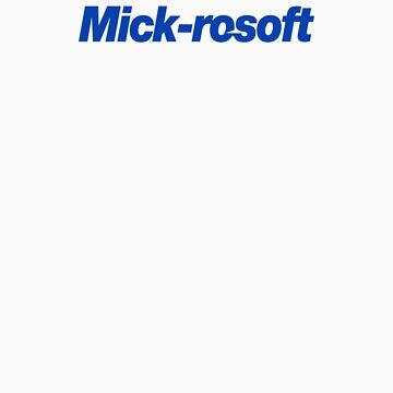 Mick-rosoft by windupman