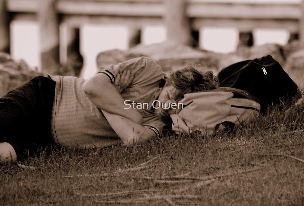 Sleeping It Off by Stan Owen