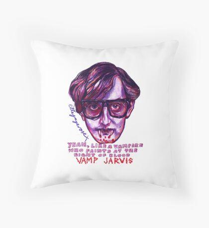 Vamp Jarvis Throw Pillow