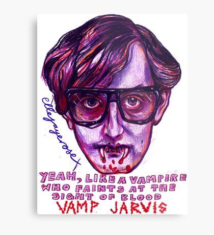 Vamp Jarvis Metal Print