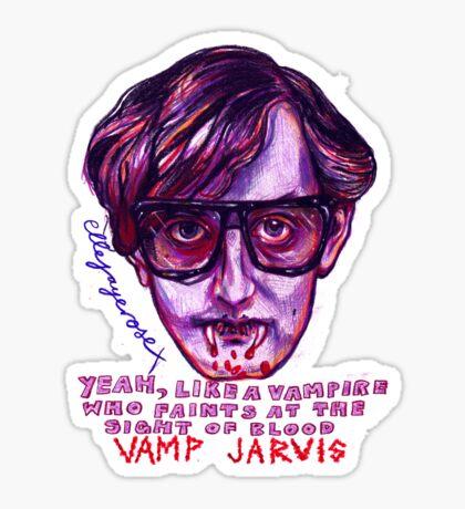Vamp Jarvis Sticker