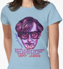 Vamp Jarvis Women's Fitted T-Shirt