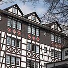 Fachwerk Building by karina5