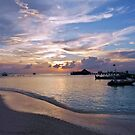 Thudufushi, Maldives: Peaceful twilight by presbi