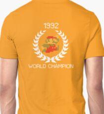 1992 World Champion Unisex T-Shirt