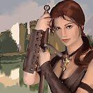 Princess Warrior by John Ryan