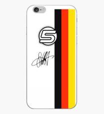 Vettel Helmet sig iPhone Case