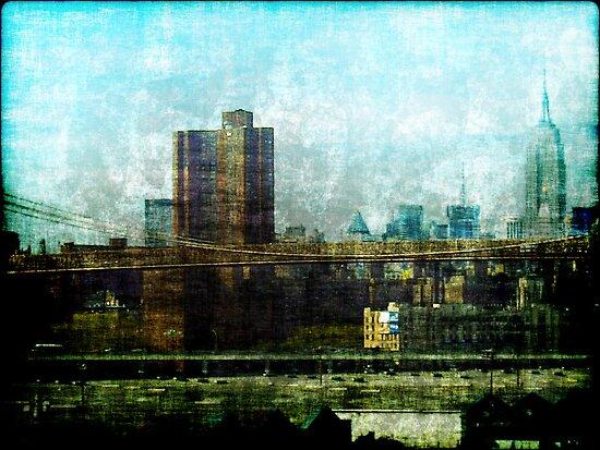Manhattan View by Benedikt Amrhein