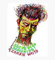 Zombie Waits Photographic Print