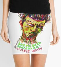 Zombie Waits Mini Skirt