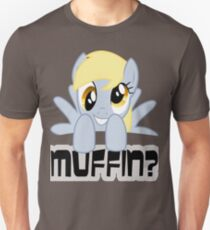 Derpy Hooves - Muffin? Unisex T-Shirt