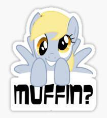 Derpy Hooves - Muffin? Sticker