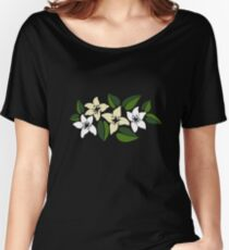 Tropical Flowers 2 Women's Relaxed Fit T-Shirt