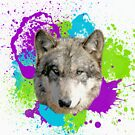 Wolf by Jazziiee