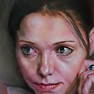 Pascale Morneau by Hidemi Tada