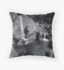 Mclarens whirlpool Throw Pillow