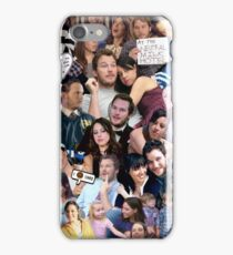 April and Andy - Parks and Recreation iPhone Case/Skin