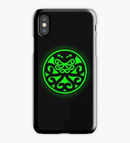 Hail Cthulhu (filled) iPhone Case/Skin