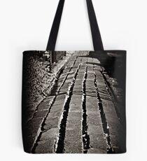 Grave danger Tote Bag