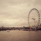 London Eye by Georgi Bitar