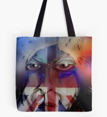 Flagging already Tote Bag