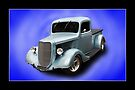 Sweet Little 36 Pickup by Keith Hawley