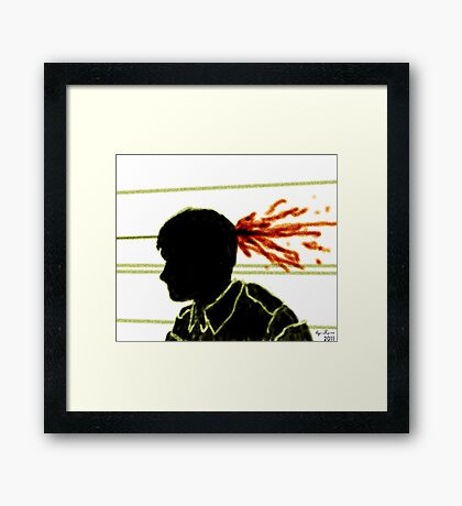 My Father  Framed Print